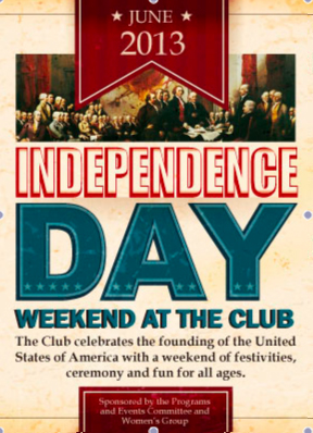 Tokyo American Club, Independence Day Reception