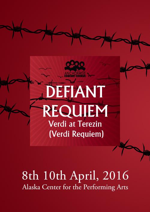 """""""Defiant Requiem – Verdi at Terezin"""" (Verdi Requiem)"""